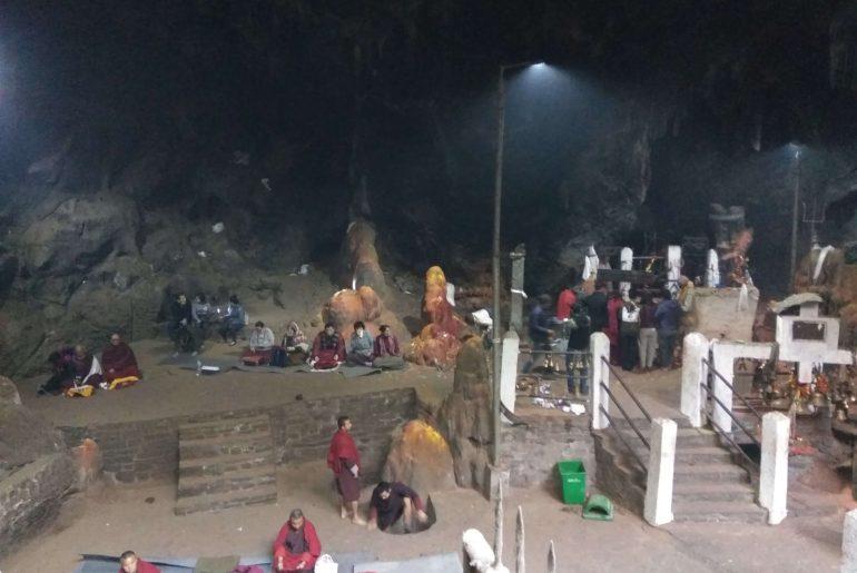 Haleshi Cave
