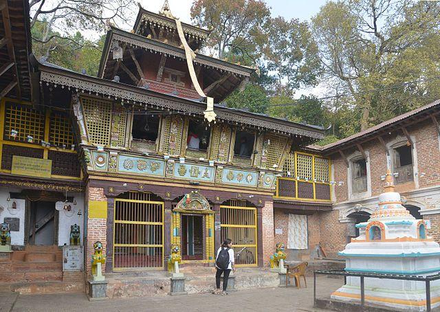Vajra Yogini Temple, Pharping