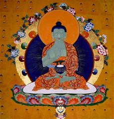 Amoghsiddhi Buddha