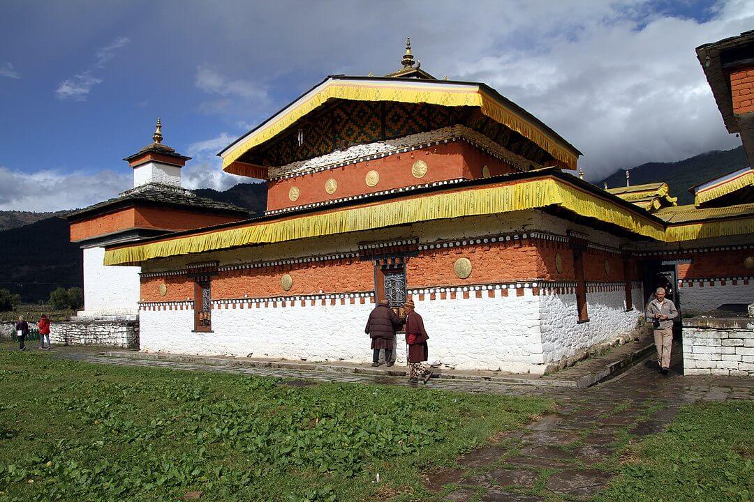 Jambay Lhakhang at Bumthang