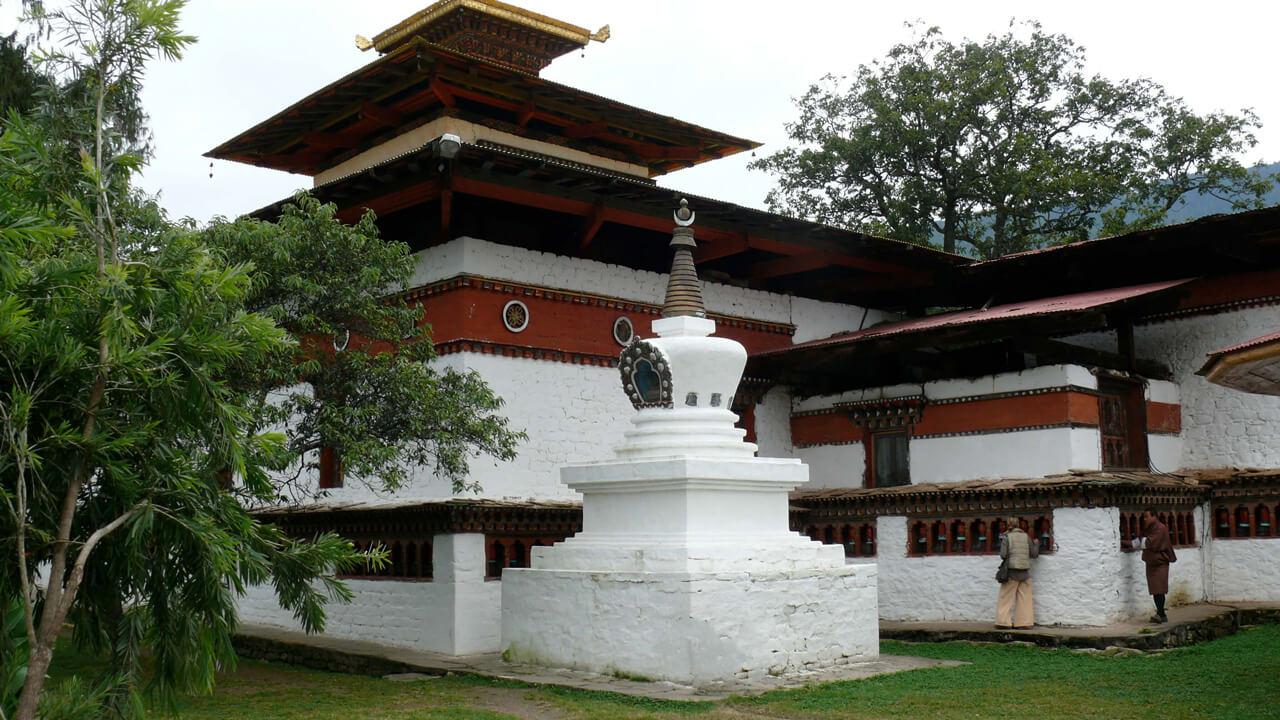 kyichu lhakhang at Paro,Bhutan